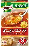 味の素 クノール カップスープ オニオンコンソメ 8袋×6箱