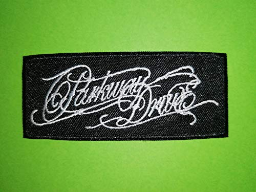 Blue Hawaii M469 ECUSSON Parkway Drive Patch