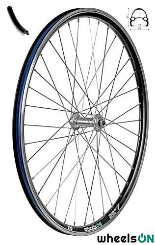 wheelsON 26 inch Front Wheel Hybrid/Mountain Bike V-Brake 36H Black Quick...