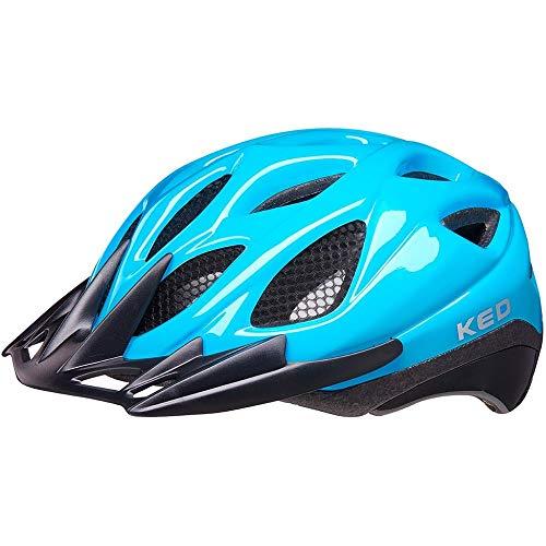 KED Tronus Helm Blue Kopfumfang M | 52-56cm 2021 Fahrradhelm