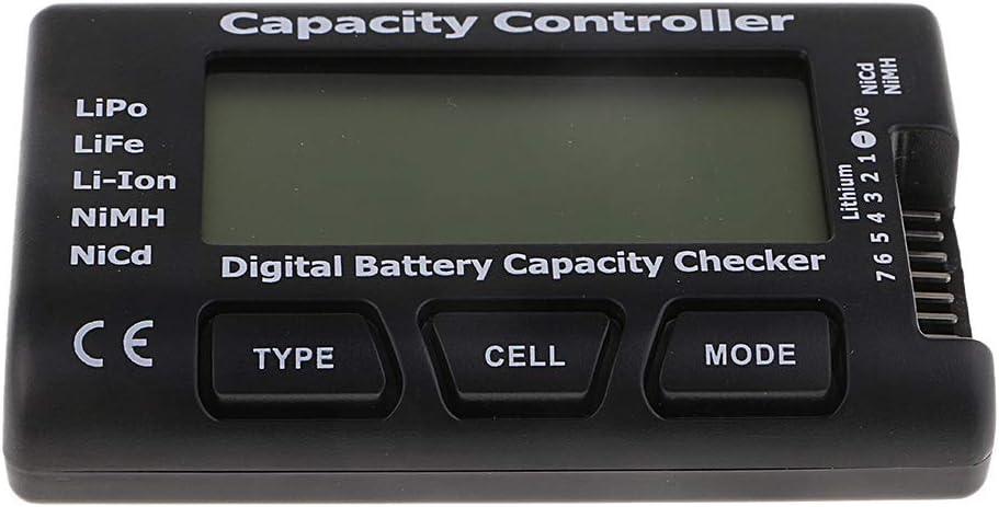 Yiju Cellmeter-7 Digital Battery Checker Balancer for LiPo/Li-ion/Life/NiMH/NiCd