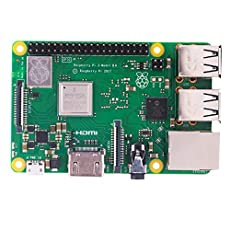 Image of Raspberry Pi 3 Model B+. Brand catalog list of Raspberry Pi.