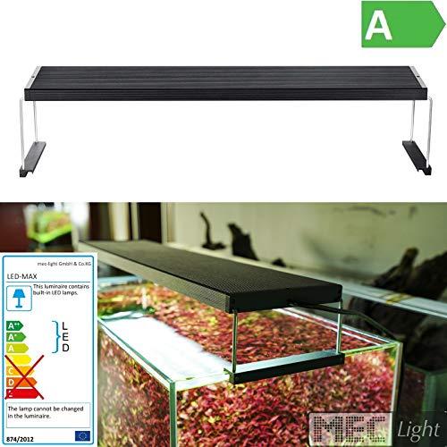 Chihiros WRGB 2 Black Edition WRGB2 - Iluminación LED para acuario (45-60 cm, 3600 lúmenes, edición en negro) Incluye control