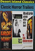Classic Horror Trailers / [DVD] [Import]