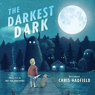 The Darkest Dark audiobook cover art