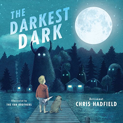 The Darkest Dark audiobook cover art