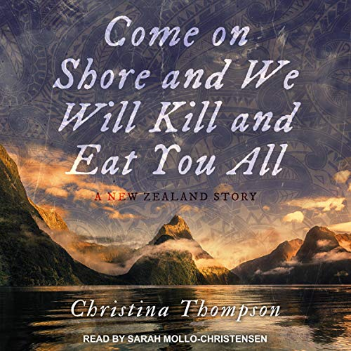 Come On Shore and We Will Kill and Eat You All cover art
