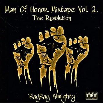 Man Of Honor Mixtape Vol. 2 The Revolution