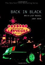 The A-List #5: Back in Black: An A-List Novel by Zoey Dean (September 01,2005)