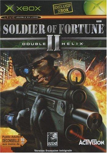 Soldier of Fortune 2 : Double Helix [Xbox] [Importado de Francia]