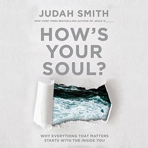 How's Your Soul? audiobook cover art