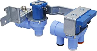 Edgewater Parts 5221JA2006D Refrigerator Water Inlet Valve Assembly Compatible With LG and Kenmore, Replaces 1266849, 5221...