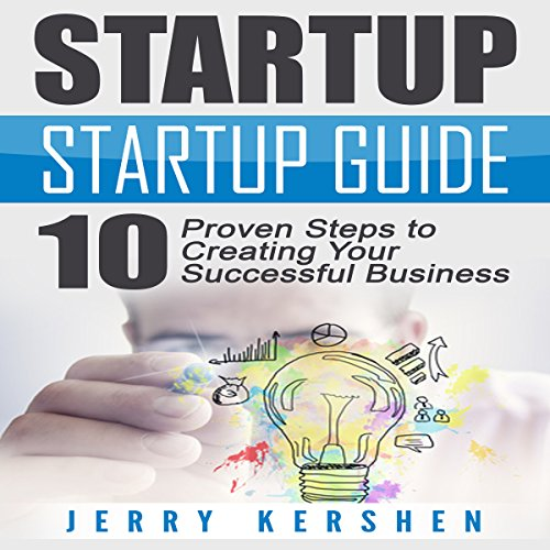 Startup Guide audiobook cover art