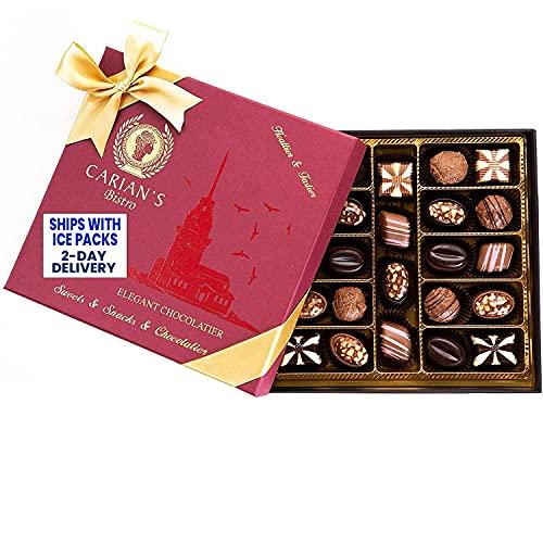 Bistro Luxury Chocolate Box