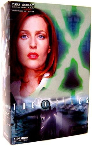 Sideshow Collectibles Autopsy Scully from The X Files