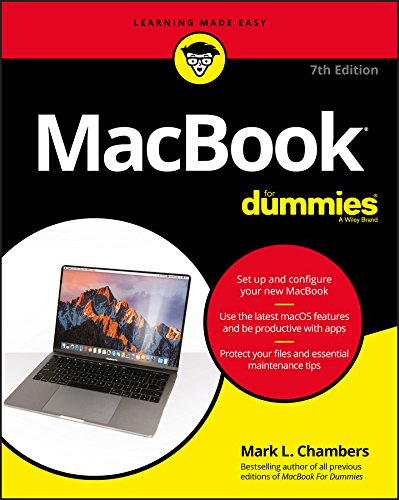 MacBook For Dummies (English Edition)