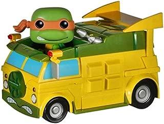funko turtle van