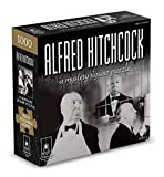 Classic Mystery Jigsaw Puzzle - Alfred Hitchcock