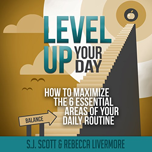 Level Up Your Day cover art
