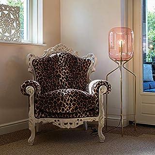 Qazqa Lampadaire | Lampe sur pied Art Deco - Bliss Lampe Rose Laiton - E27 - Convient pour LED - 1 x 60 Watt
