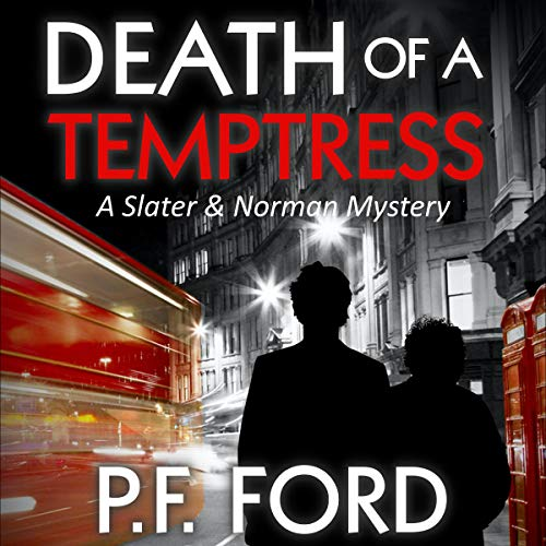 Death of a Temptress cover art