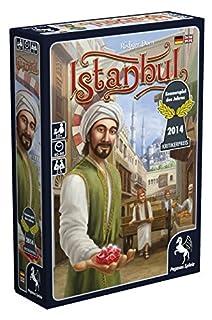 Pegasus Spiele 55115G - Istanbul Kennerspiel des Jahres 2014 (B00ICF0P0U) | Amazon price tracker / tracking, Amazon price history charts, Amazon price watches, Amazon price drop alerts
