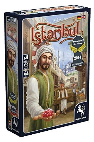 Pegasus Spiele 55115G - Istanbul Kennerspiel des Jahres 2014