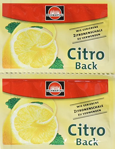 Dr. Oetker Citro Back, 12er Pack (12 x 10 g)