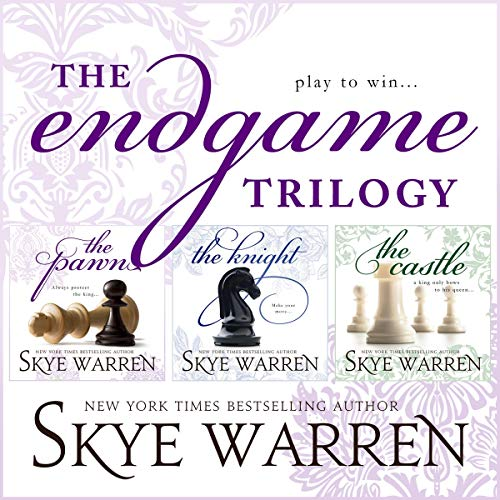 The Endgame Trilogy audiobook cover art