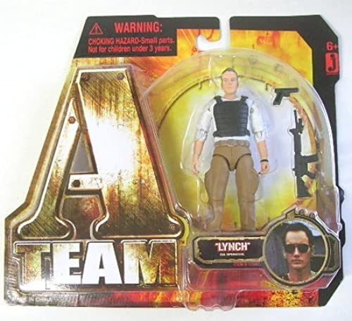 ATeam 2010 Movie 3 3 4 Inch Action Figure Colonel Lynch by A-Team