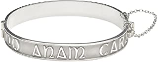 Mo Anam Cara Bracelet (My Soul Mate) Sterling Silver Irish Made