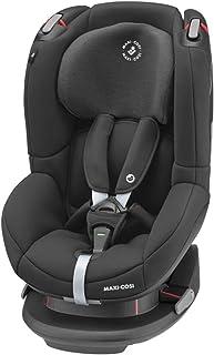 Maxi-Cosi Tobi Kindersitz, mit 5 komfortablen Sitz-und Ruhepositionen, Gruppe 1 Autositz ca. 9-18 kg, nutzbar ab ca. 9 Monate bis ca. 4 Jahre, Authentic black