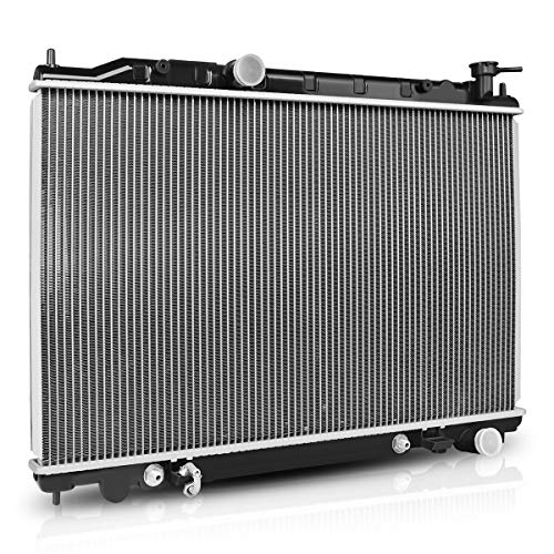 AUTOSAVER88 Radiator Compatible with 2003-2007 Nissan Murano S SE SL 3.5L V6 AT w/Oil Cooler ATRD1069