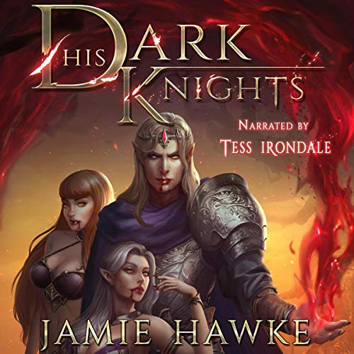 His Dark Knights cover art