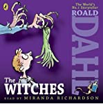 [(The Witches)] [ By (author) Roald Dahl, Read by Miranda Richardson ] [September, 2013] - Puffin Audiobooks