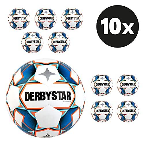 DERBYSTAR -  10 x  Trainingsball