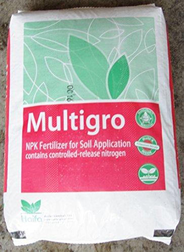 Multigro - Abono universal de liberación controlada con nitrato potásico -...