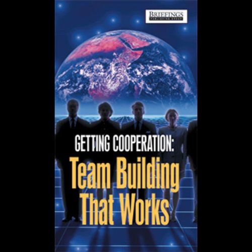 Getting Cooperation audiobook cover art