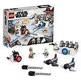 LEGO-Star Wars Action Battle L'attaque du générateur de Hoth Jeu de construction, 7...