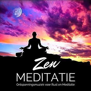 Zen Meditatie - Ontspanningsmuziek voor Rust en Meditatie, Rustgevende Muziek met Natuurgeluiden