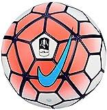 Nike Ordem 3 - FA Cup - Balón Unisex, Color Naranja/Blanco / Azul, Talla 5
