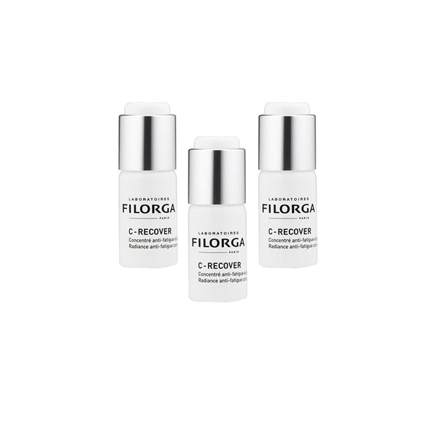Filorga C-recover 3x10ml [並行輸入品]