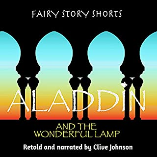 Aladdin and the Wonderful Lamp: Retelling audiobook cover art
