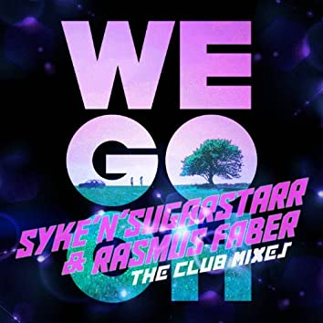 We Go Oh - The Club Mixes