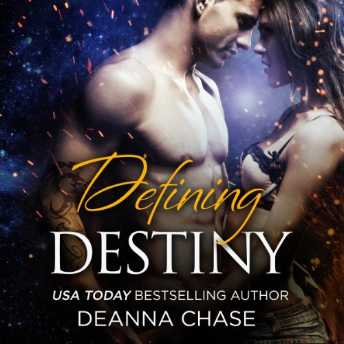 Defining Destiny: New Adult Romance audiobook cover art