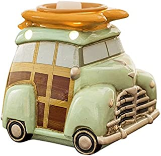 ScentSationals Retro Collection-Surf Woody Wagon - Scented Wax Cube Warmer