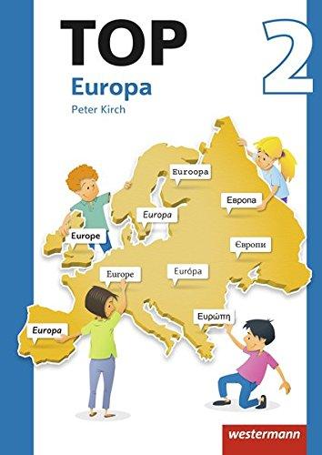 Topographische Arbeitshefte - Ausgabe 2016: TOP 2 Europa