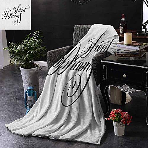 ZSUO bont gooien deken liefde naar slaap knuffelen armen minimalistische simplistische Illustratie zachte zomer koelen lichtgewicht bed deken