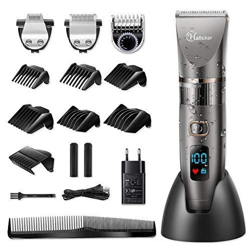 Hatteker Haarschneidemaschine Bild