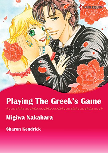 Playing The Greek's Game: Harlequin comics (English Edition)